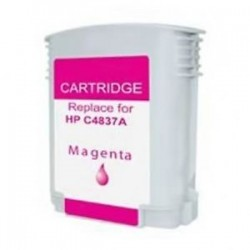 Cartuccia Compatibile HP BUSINESS INKJET 1000 C4837A - HP 11 MAGENTA