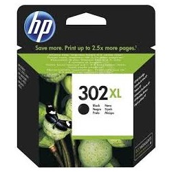 Cartuccia Originale HP OfficeJet 3800 F6U68AE HP 302XL NERO