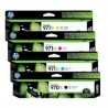 Cartuccia ORIGINALE HP OFFICEJET Pro X 451 dw CN628AE 971XL GIALLO