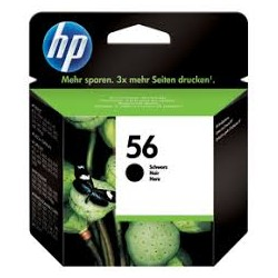 Cartuccia Compatibile HP DeskJet 450 CBI C6656AE - HP 56 NERO