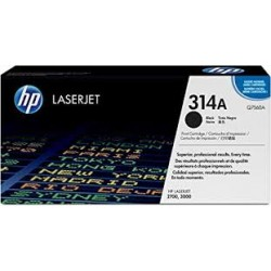 Toner COMPATIBILE HP COLOR LASERJET 3000 Q7560A NERO
