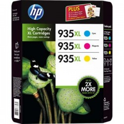 Cartuccia Compatibile HP OfficeJet Pro 6230 C2P26AE / 935XL GIALLO