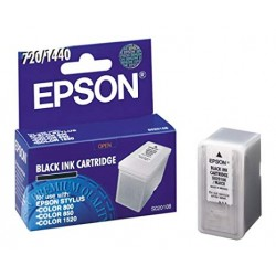 Cartuccia Compatibile EPSON STYLUS COLOR 800 850 1520 Black T051
