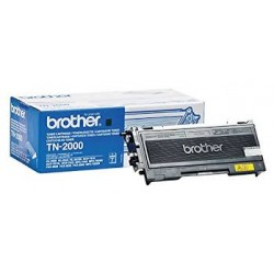 Toner ORIGINALE BROTHER HL 2030 HL 2040 HL 2070 Intellifax 2820 TN-2000  TN 2000