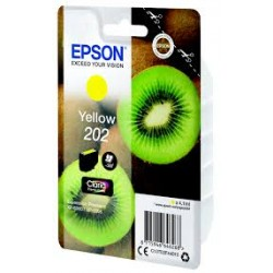 CARTUCCIA ORIGINALE EPSON C13T02F44020 202 XP-6000 GIALLO 4,1ML