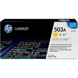 Toner COMPATIBILE HP COLOR LASERJET CP 3505 Q7582A GIALLO