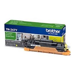TONER BROTHER TN-247Y MFC-L3710 2.3K GIALLO